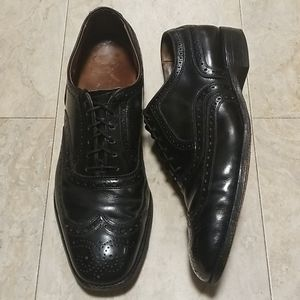 Allen Edmonds Ostendo Wingtip Oxford Dress Oxfords